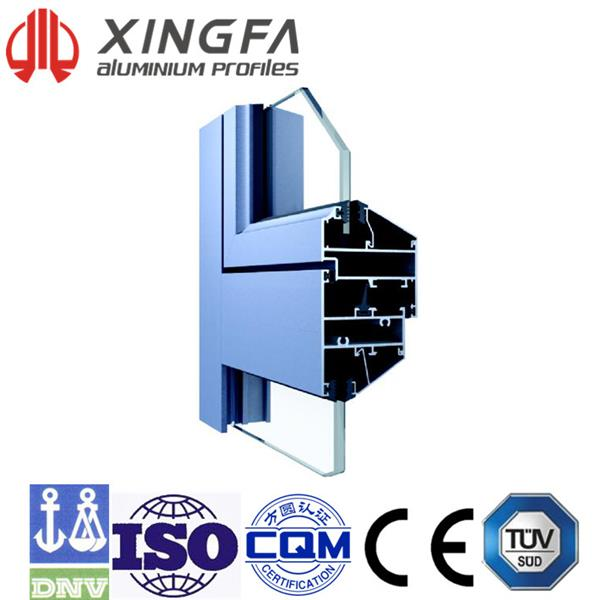 Xingfa Tilt and Turn Aluminium Window Series P50E