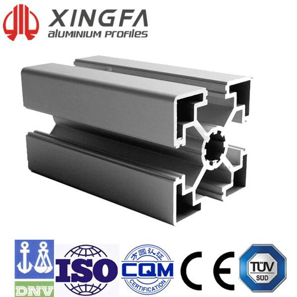 Industrial Mechanical Aluminium Profile