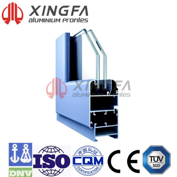 Xingfa Side-hung Windows Series P45A