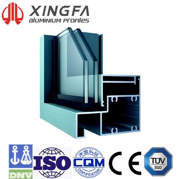 Xingfa Side-hung Windows Series P50F