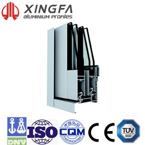 Xingfa Sliding Aluminium Window Series L88D