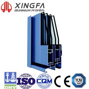 Xingfa Sliding Aluminium Window Series L90A