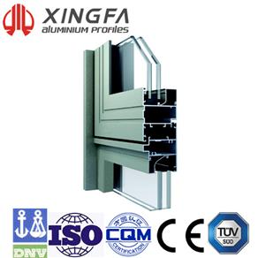Xingfa Side-hung Windows Series P50C