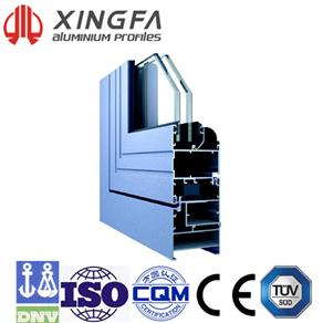 Xingfa Side-hung Windows Series P55A