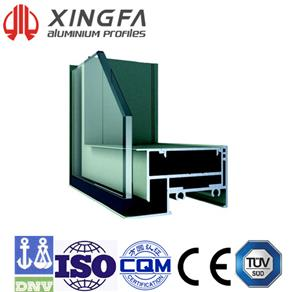 Xingfa Side-hung Windows Series P55F