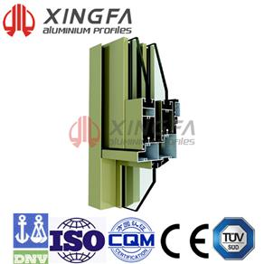 Xingfa Sliding Aluminium Window Series L88C