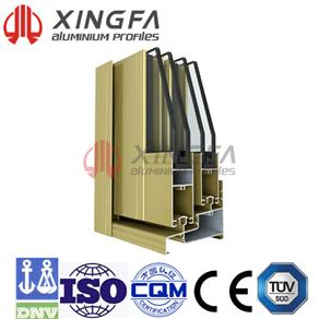 Xingfa Sliding Aluminium Window Series L85A