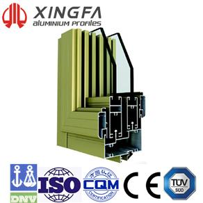 Xingfa Sliding Aluminium Window Series L75A(2000-A)